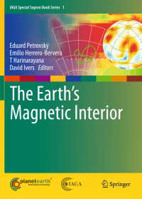 Image of IAGA Book The Earth's Magnetic Interior