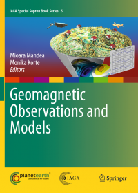 Image of IAGA Book Geomagnetic Observations and Models
