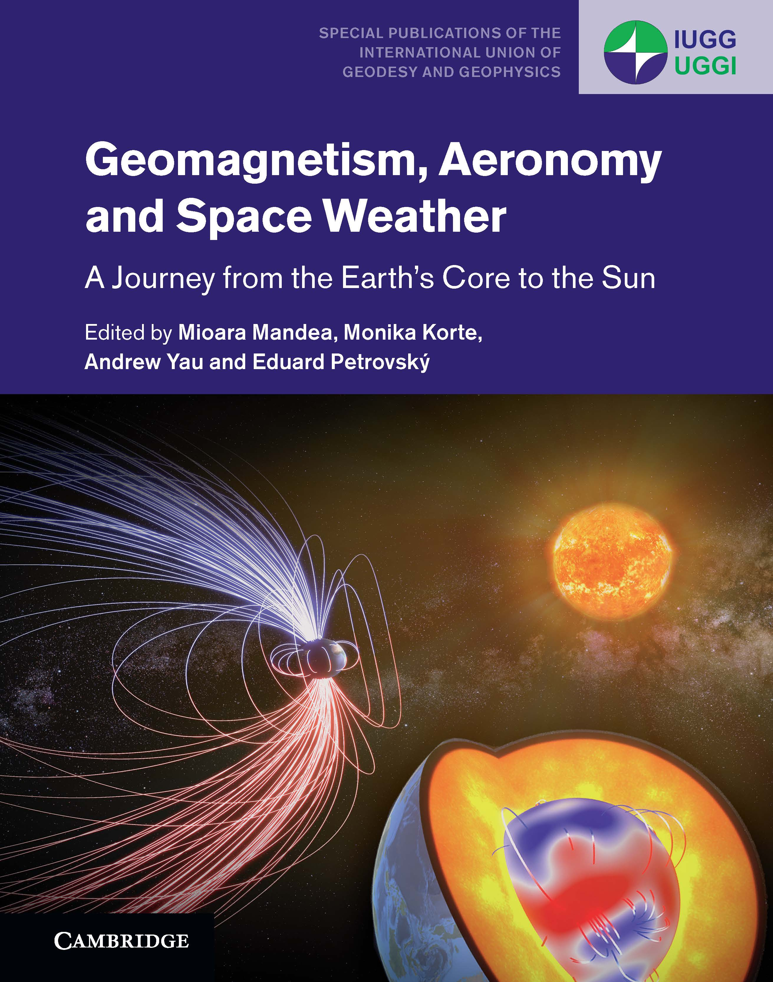 Book Geomagnetism Aeromnmy Space Weather